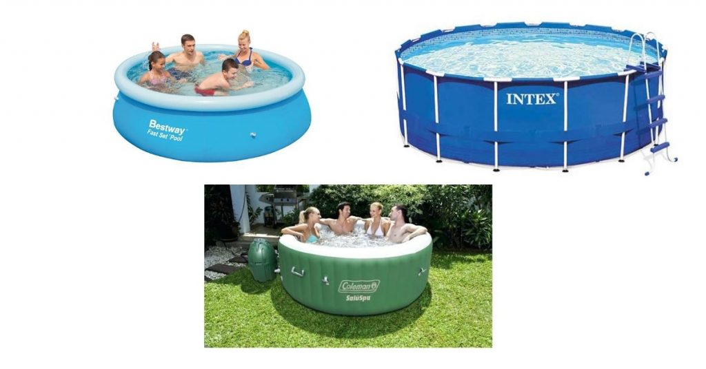 Intex Pools vs Bestway Pools vs Coleman Pools