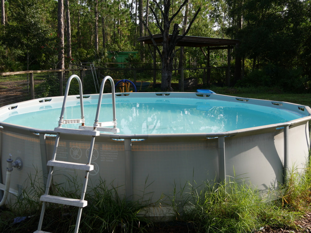 Hard Sided Above Ground Pool