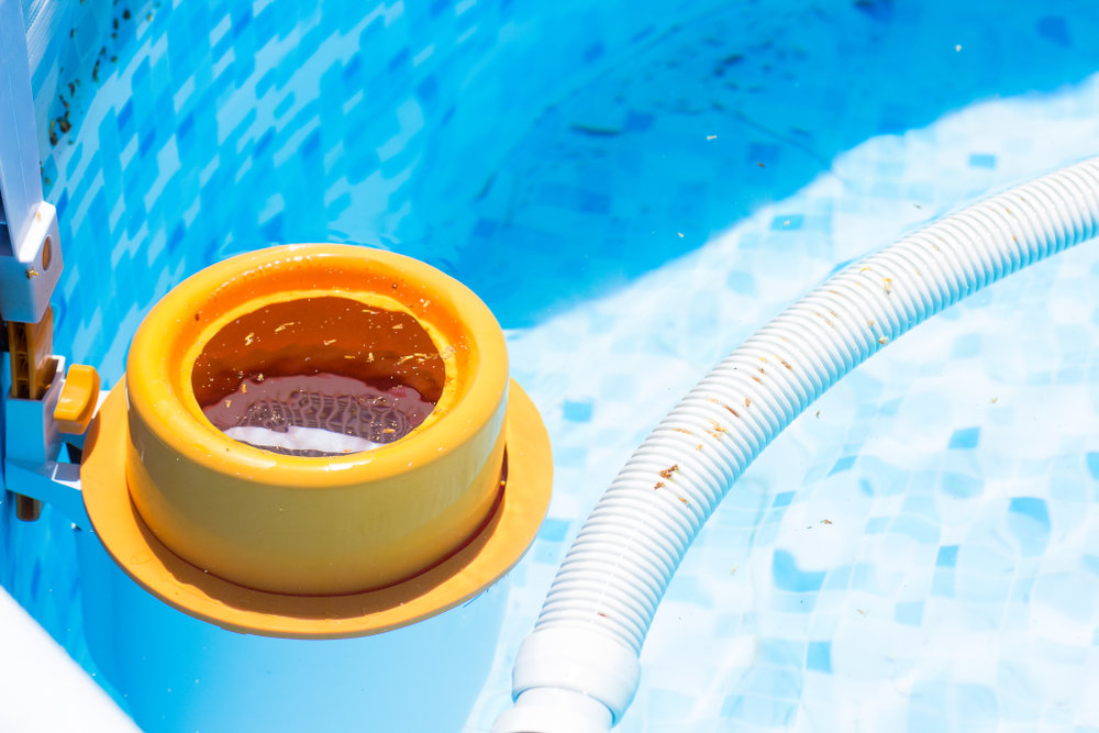 Automatic Pool Skimmer