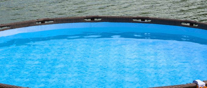 Above Ground Pool Pad